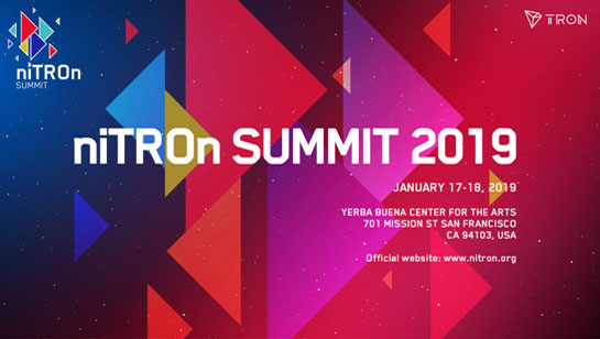 Коби Брайант на саммите niTROn Summit 2019 организованным TRON