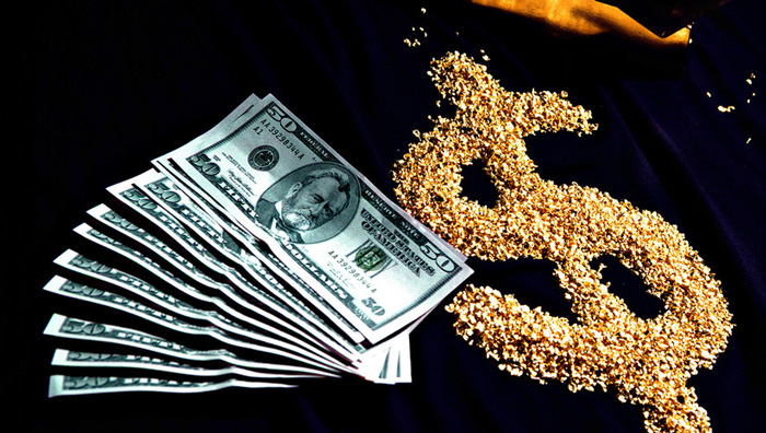 Отмена золотого стандарта