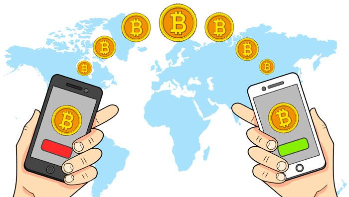 Биткоин-транзакции без подключения к интернету