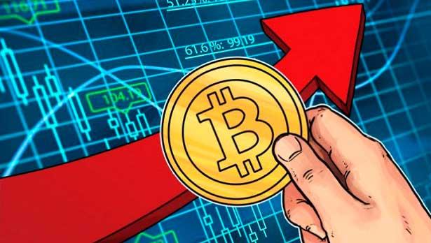 Курс Bitcoin (BTC) вырос на 00 менее чем за 1 час