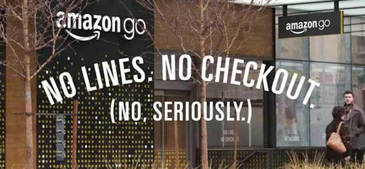 Технология Amazon Go