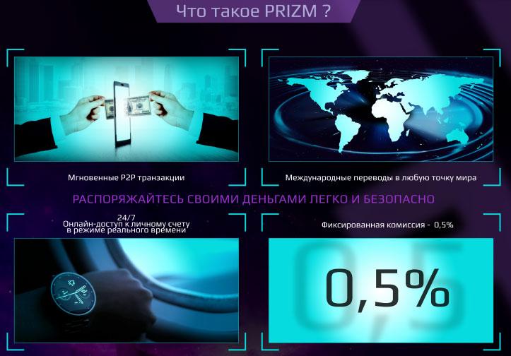 параметры по которым можно понять о криптовалюте prizm