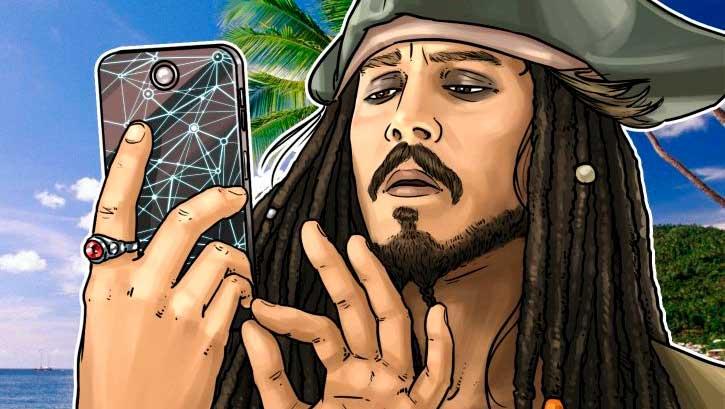 Криптовалютный кошелек на смартфоне