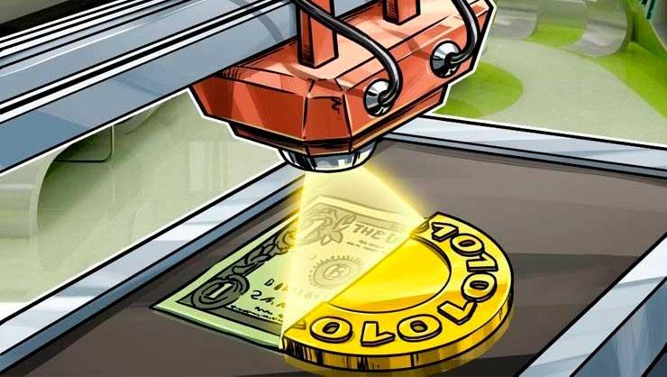 Стейблкоины на криптовалютном рынке