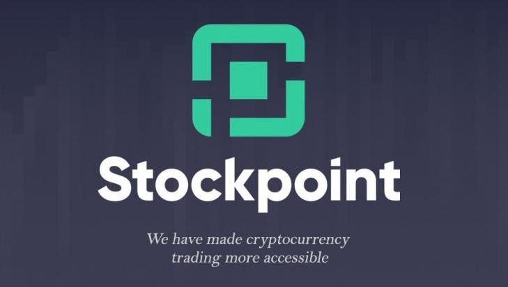 Криптовалютная биржа Stockpoint