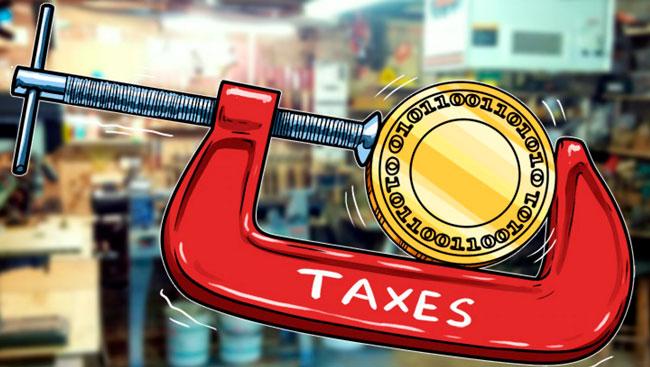 Налог на майнинг криптовалюты