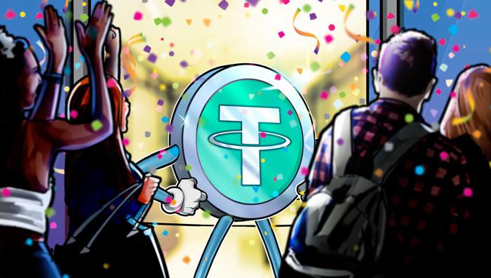 Криптовалюта Tether (USDT)