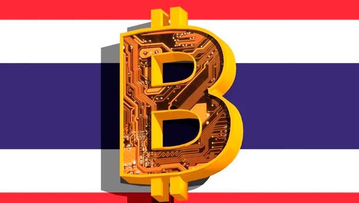 Криптовалюта в Тайланде
