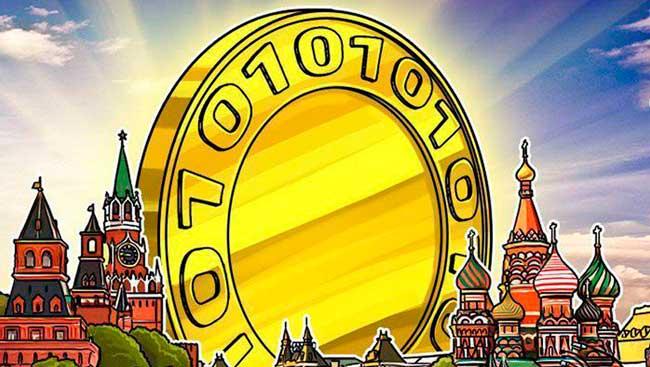 Торговля криптовалютой в России