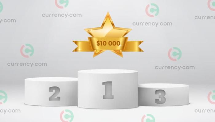 Турнир трейдеров на Currency.com