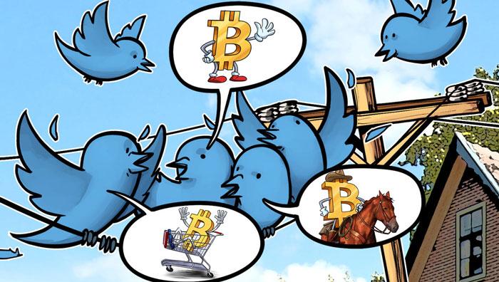 бинанс в твиттере