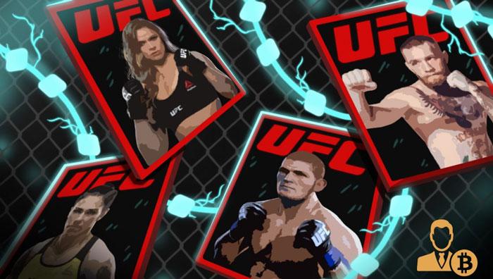 UFC запускает криптовалюту и NFT
