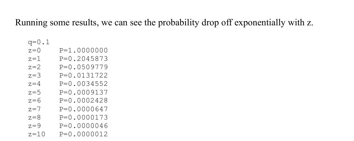 Важность 6 подтверждений в сети биткоин