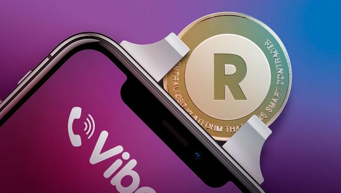 Криптовалюта Viber Rakuten Coin