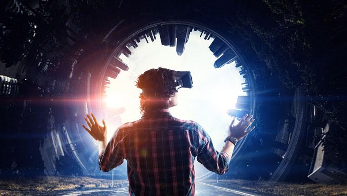 Дополненная реальность - технология AR