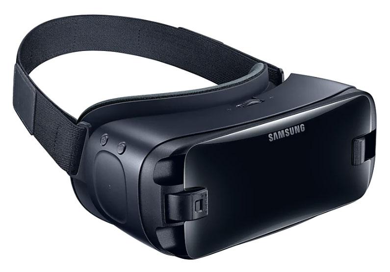 Виртуальные очки Gear VR от Samsung