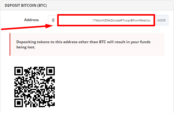 Генерация адреса кошелька криптовалюты