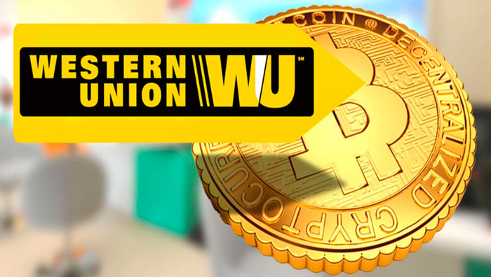Western Union объявило о готовности работать с криптовалютами