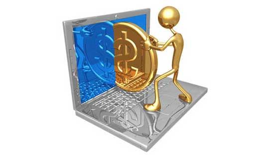 Обналичивание электронных деньг